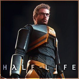 HL: Gordon Freeman REDUX P.M. and Ragdoll