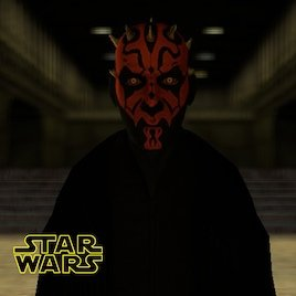 Star Wars: Darth Maul Playermodel