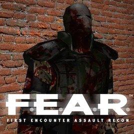 F.E.A.R. Replicant Dead