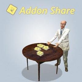 Addon Share