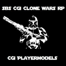 [SBS] CGI Clone Trooper Pack