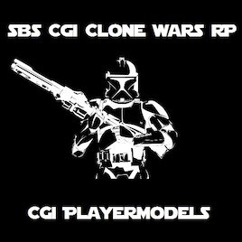[SBS] CGI Clone Trooper Pack Pt. 2