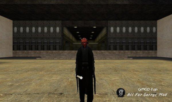 Star Wars: Darth Maul Playermodel