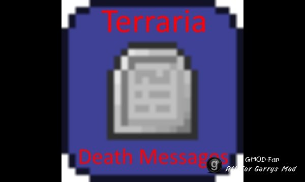 Terraria Style Death Messages!