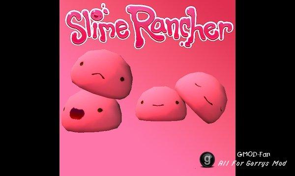Pink Slime - Slime Rancher