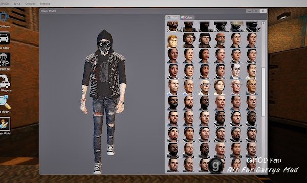 Watch Dogs 2 Wrench P.M.