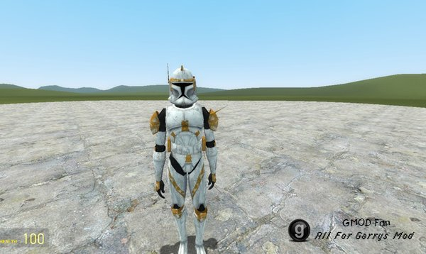 [SBS] CGI Clone Trooper Pack