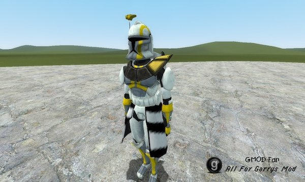 [SBS] CGI Clone Trooper Pack Pt. 2