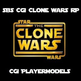 [SBS] CGI Clone Wars Playermodels