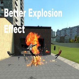 Better Explosion Effect
