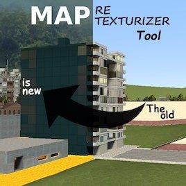 Map Retexturizer