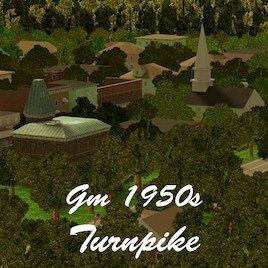 1950s Turnpike