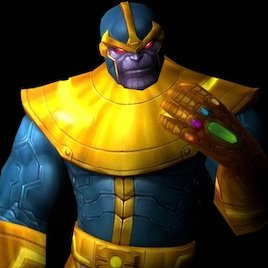 [FIXED] Thanos Playermodel & NPCs