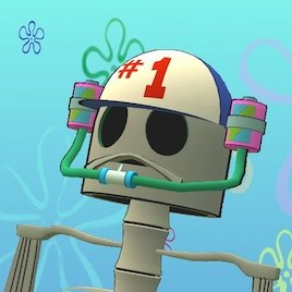 Smitty Werbenjagermanjensen - Spongebob Squarepants