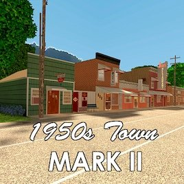 1950s Town Mark II