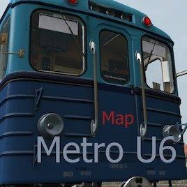gm_metro_u6 Map