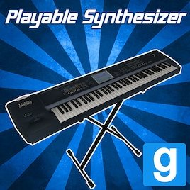 Playable Synthesizer