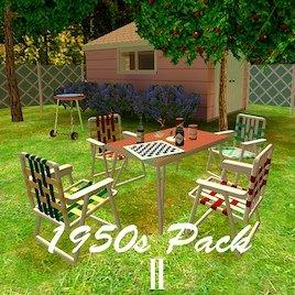 1950s Pack II