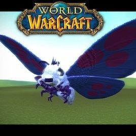 Azuremyst Moth Empusa
