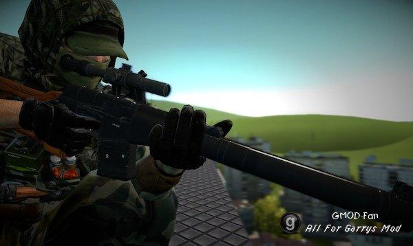 (M9K) VSS Vintorez