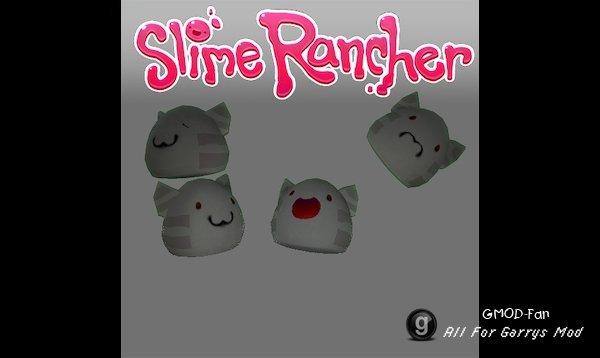 Tabby Slime - Slime Rancher