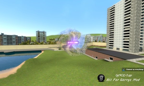 Better Explosion Effect