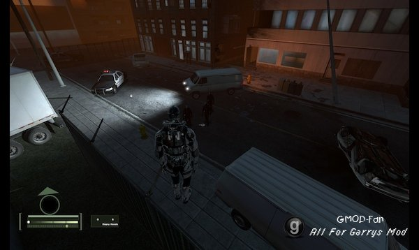 Improved Stealth Mod (Splinter Cell Edition)
