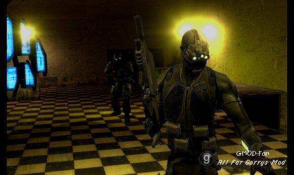 Splinter Cell: SWEP pack