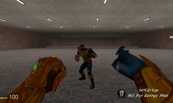 [FIXED] Thanos Playermodel & NPCs