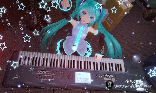 Playable Synthesizer