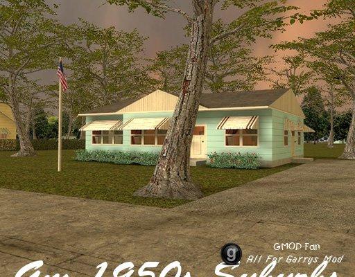 1950s Suburbs