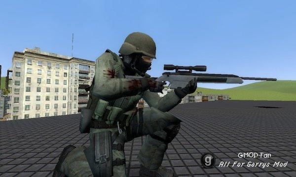 Counter Strike Source SNPCs