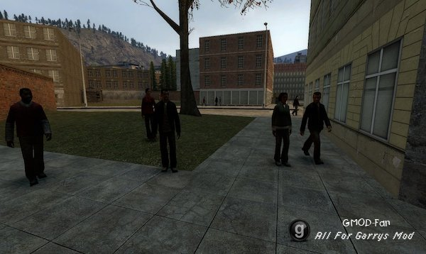 Civilian NPCs (VJ)