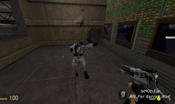 Counter-Strike 1.6 Playermodels and NPC
