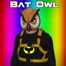 Bat Owl Player Model