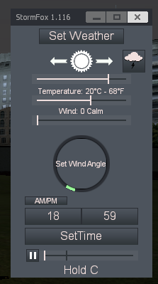 StormFox - Environment mod [BETA]