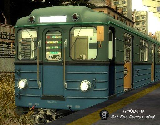 Metrostroi Ezh3RU1