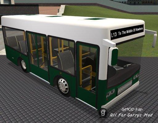 SligWolf's Bus and BendyBus