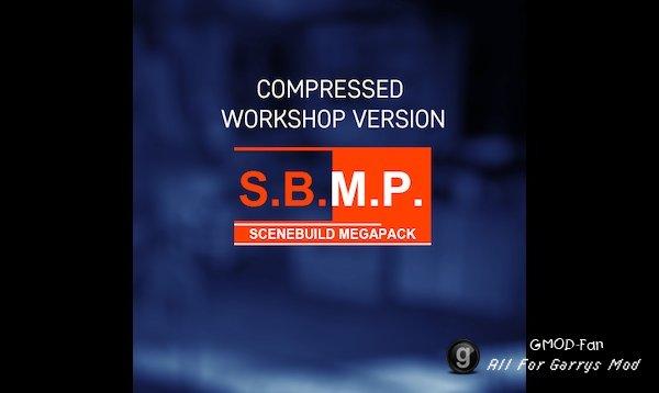 Scenebuild Megapack by The Mask [Compressed Version]