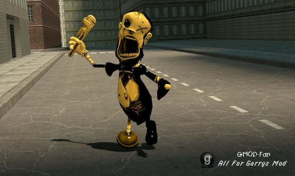 Bendy and the Ink Machine Nextbots