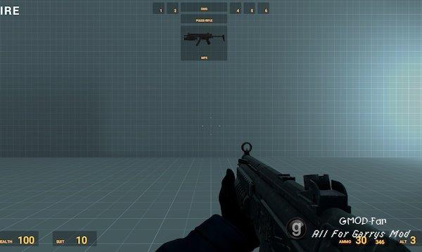 Enhanced Half-Life 2 HUD
