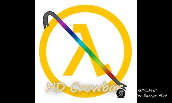 HD-CROWBAR 'Rainbow'