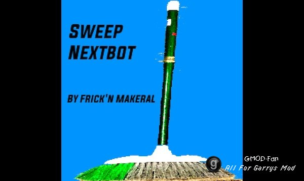 Gotta Sweep From Baldi's Basics in Education and Learning Nextbot