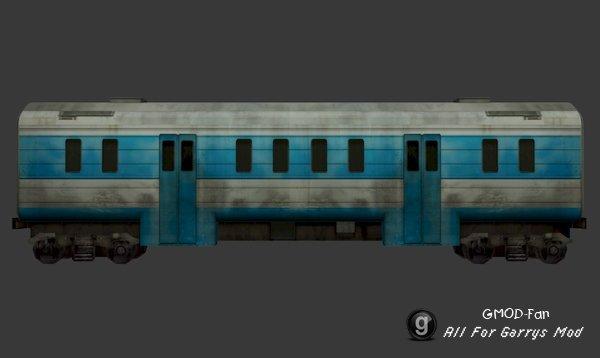 HL2 Passenger Train Car
