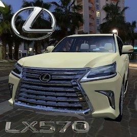 CrSk Autos - Lexus LX 570 2016