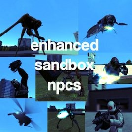 Enhanced Sandbox NPCs
