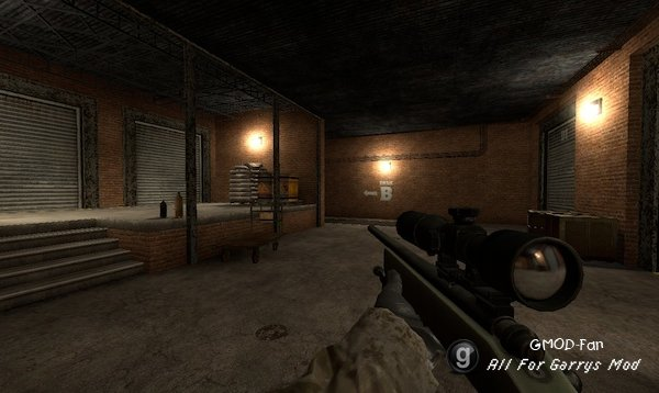 Call of Duty 4: Modern Warfare Sniper Rifles