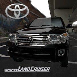 CrSk Autos - Toyota Land Cruiser 200 2012