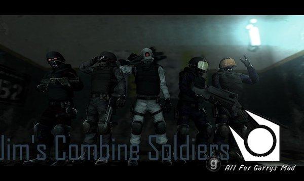 Jim's Combine Soldiers