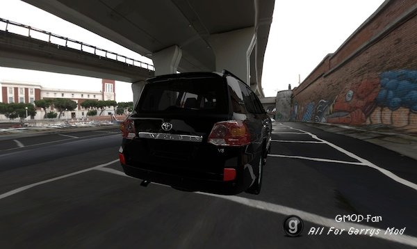 CrSk Autos - Toyota Land Cruiser 200 2012